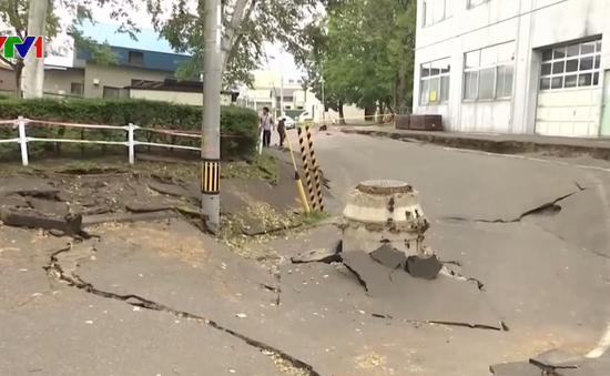Nhật Bản: Chạy đua với thời gian để tìm kiếm và cứu nạn nhân sau động đất
