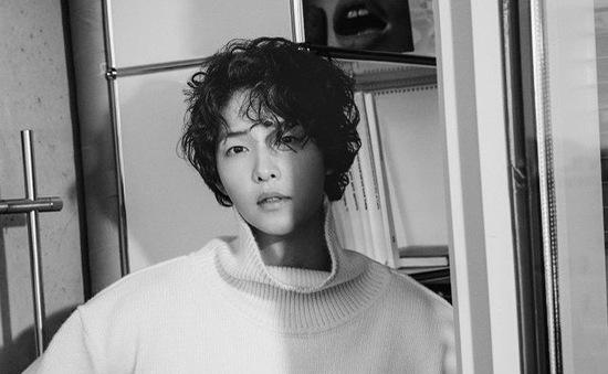 Tạp chí Esquire tung trọn bộ ảnh đầy lãng tử của Song Joong Ki