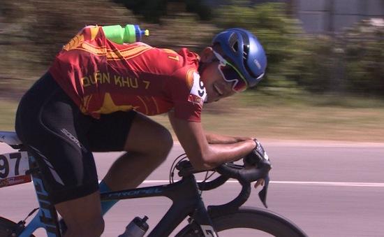 Trần Nguyễn Duy Nhân trưởng thành qua từng lần tham dự Giải xe đạp VTV Cup Tôn Hoa Sen