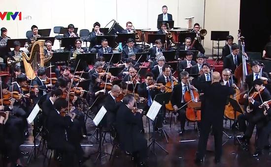 Chủ tịch nước dự hòa nhạc kỷ niệm 45 năm quan hệ ngoại giao Việt - Nhật