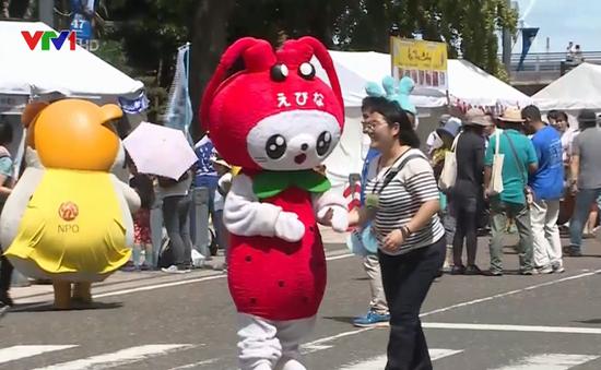 Sôi động lễ hội Việt Nam tại Kanagawa, Nhật Bản