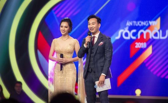 Minh Hà, Thanh Hương đẹp tựa nữ thần tại lễ trao giải VTV Awards 2018
