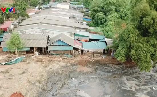 Vỡ đập bãi thải ở Lào Cai: Yêu cầu Công ty DAP số 2 bồi thường cho người dân