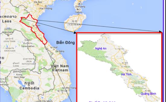 Cảnh báo lũ quét, sạt lở đất từ Nghệ An đến Quảng Bình