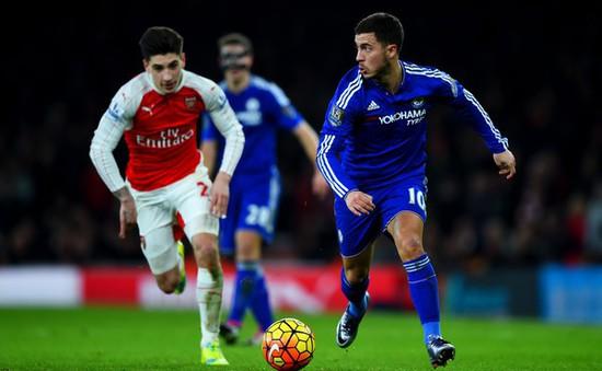 ẢNH: Nhìn lại 10 trận đấu giữa Arsenal và Chelsea