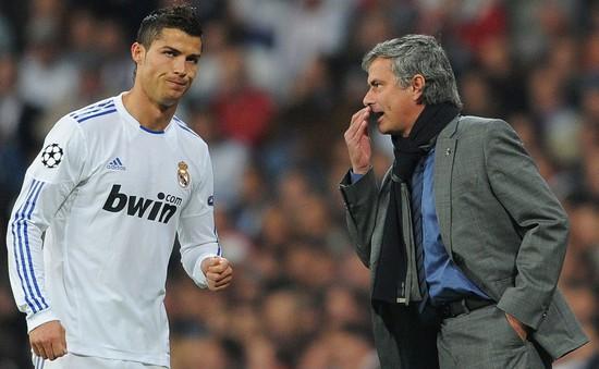 Cris Ronaldo báo tin không thể vui hơn cho Man Utd