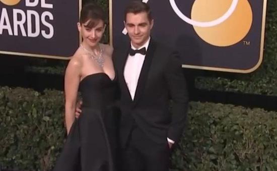 Các ngôi sao Hollywood đồng loạt mặc đồ đen để phản đối nạn xâm hại tình dục