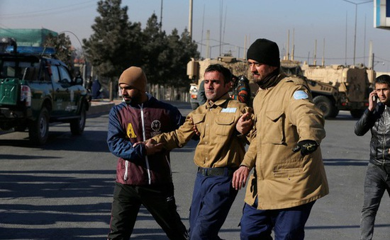 Taliban nhận trách nhiệm tấn công khách sạn Interncontinental