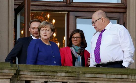 Khởi động vòng đàm phán thành lập Chính phủ mới ở Đức