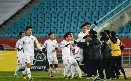 Thắng nghẹt thở U23 Qatar, U23 Việt Nam lập kỳ tích vào chung kết U23 châu Á 2018