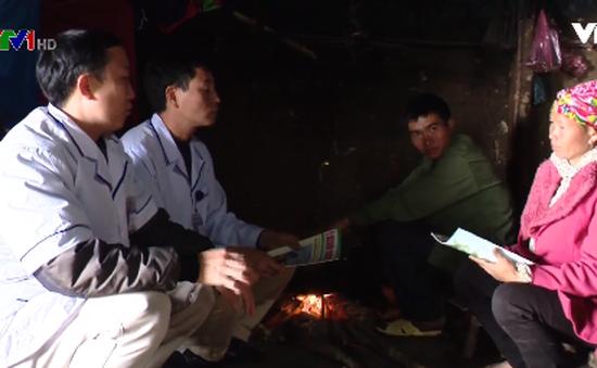 Hiệu quả mô hình phòng dịch từ thôn bản ở Lào Cai