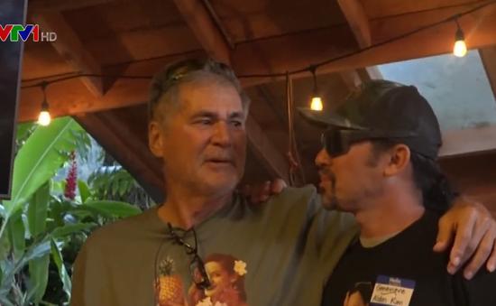 Đôi bạn thân 60 năm bất ngờ phát hiện là anh em ruột