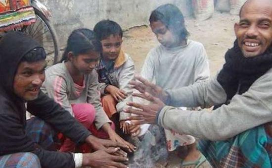 Bangladesh đang trải qua thời điểm lạnh nhất trong 70 năm qua