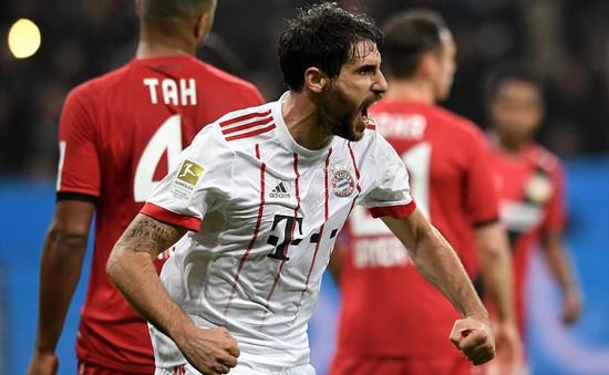 Kết quả bóng đá sáng 13/1: Bayern thể hiện sức mạnh, Malaga nối dài chuỗi thất bại