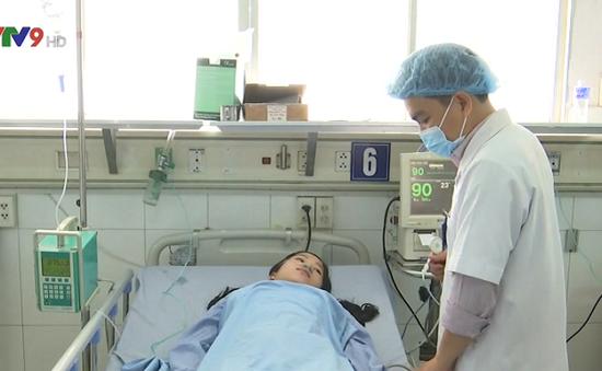 Bệnh nhi nhập viện dịp cuối năm tăng 20 - 30% tại Cần Thơ