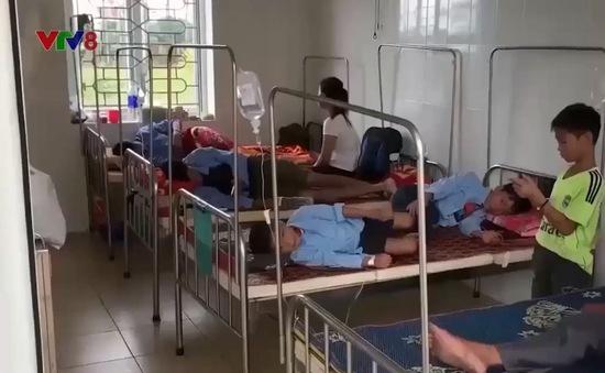 Hà Tĩnh: Trẻ em nhập viện tăng do thời tiết rét lạnh