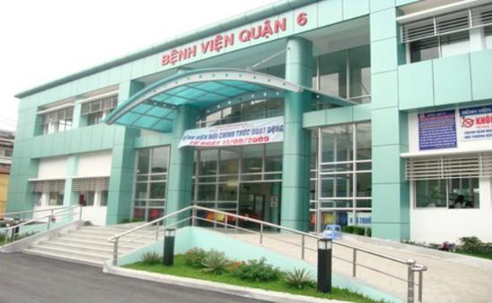 Tạm ngừng chạy thận nhân tạo tại Bệnh viện Quận 6, TP.HCM
