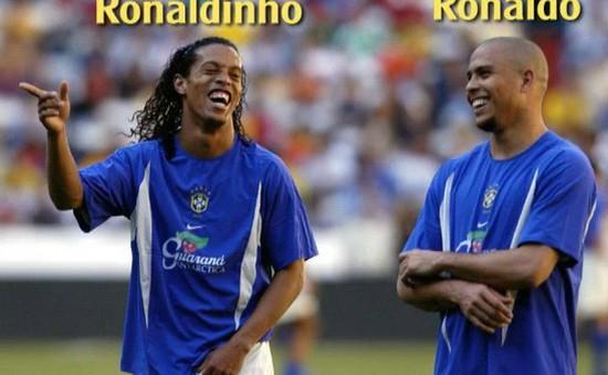 Câu chuyện thú vị: Cách đặt tên các cầu thủ người Brazil