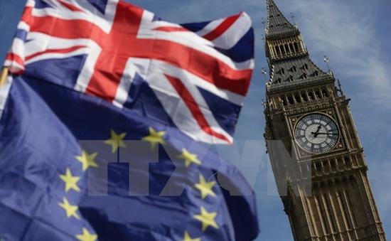 Hạ viện Anh phê chuẩn dự luật Brexit