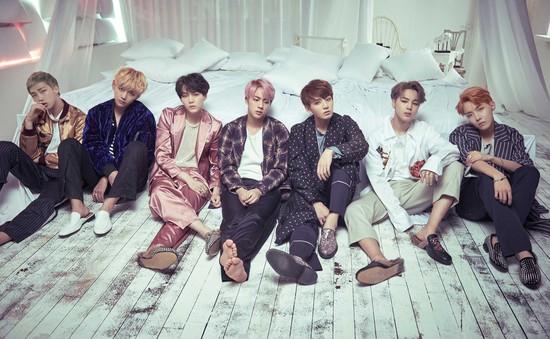 Album của BTS đắt hàng nhất năm 2017 tại Hàn Quốc