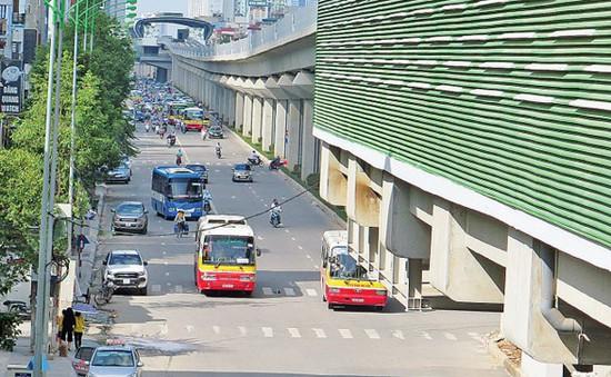 Sẽ kết nối xe bus với các ga đường sắt trên cao
