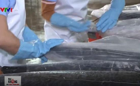 Nghệ An nỗ lực xây dựng thương hiệu hải sản an toàn