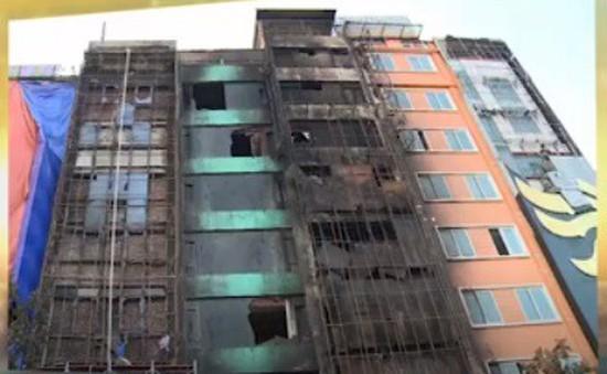 Trả hồ sơ, điều tra bổ sung vụ cháy quán karaoke khiến 13 người thiệt mạng