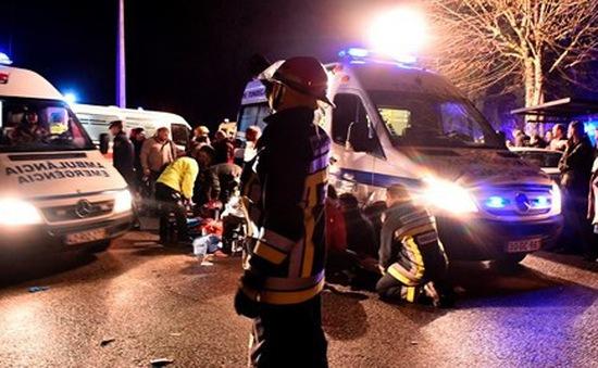 Bồ Đào Nha: Cháy khu vui chơi liên hợp, 58 người thương vong