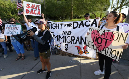 """Tổng thống Mỹ: Chương trình DACA chắc chắn sẽ bị """"khai tử"""""""
