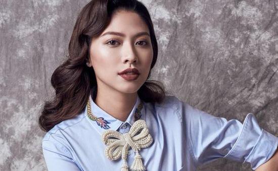 Gu thời trang sành điệu, BTV Ngọc Trinh khiến người khác không thể rời mắt