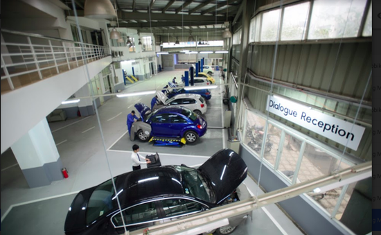 Các tập đoàn ô tô tập trung phát triển mảng dịch vụ ở Việt Nam