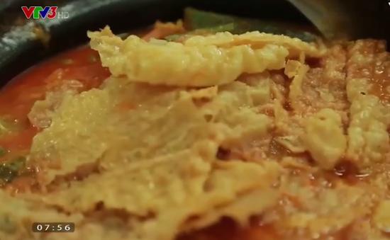 Cách làm súp cá hồi thơm ngon bổ dưỡng