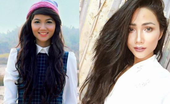 Hoa hậu H'Hen Niê khác lạ với mái tóc dài
