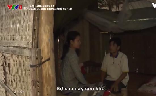 Nỗi lòng của cặp vợ chồng quẩn quanh trong nghèo khó