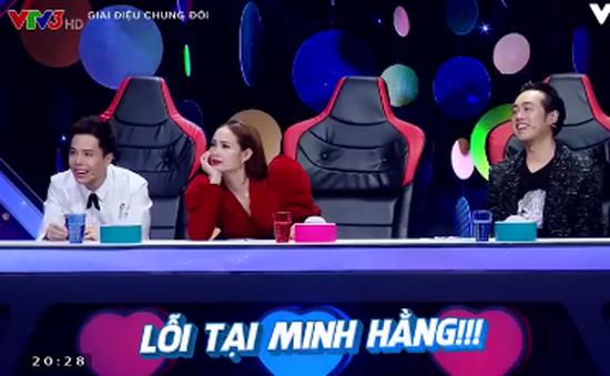 Trịnh Thăng Bình gọi Minh Hằng là phù thủy trên sóng truyền hình
