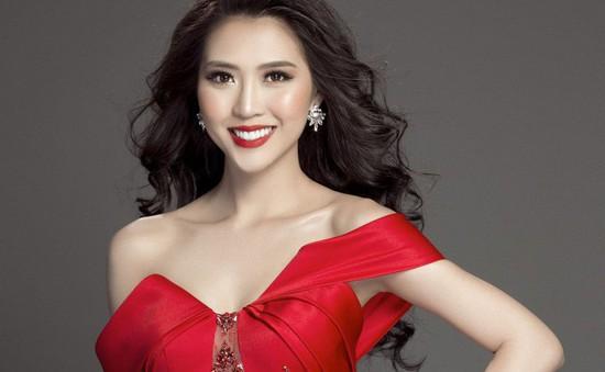 Hé lộ trang phục Tường Linh tại chung kết Hoa hậu Liên lục địa