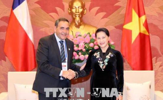 Quốc hội Việt Nam mong phát triển quan hệ với Nghị viện Chile