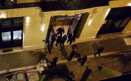 Cướp trang sức trị giá 4 triệu Euro giữa thủ đô Paris, Pháp