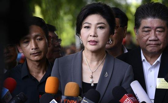 Thái Lan tìm cách bắt giữ cựu Thủ tướng Yingluck để đưa về nước