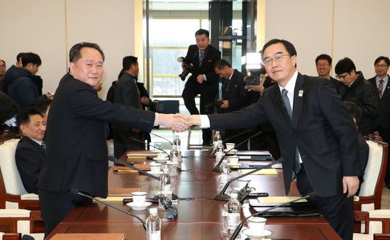 Triều Tiên tuyên bố đàm phán liên Triều thành công tốt đẹp