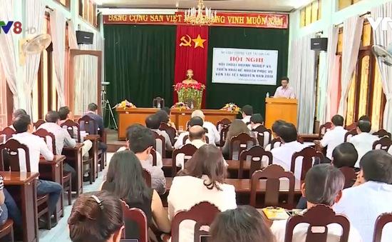 Gia Lai tổ chức đối thoại với doanh nghiệp vận tải trước Tết