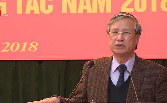 Văn phòng Trung ương Đảng nâng cao chất lượng tham mưu cho Trung ương