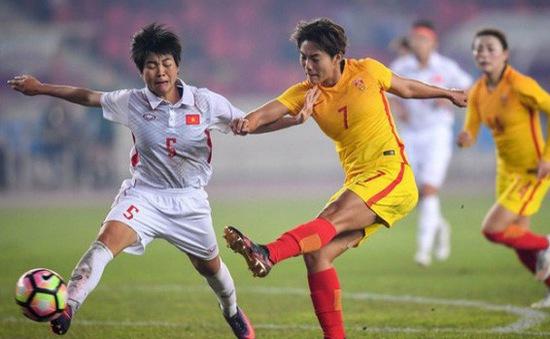 ĐT nữ Việt Nam mở màn không thành công tại cúp Tứ Hùng 2018