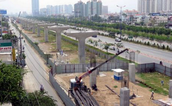 TP.HCM: Nhiều dự án giao thông trọng điểm không hoàn thành đúng hạn