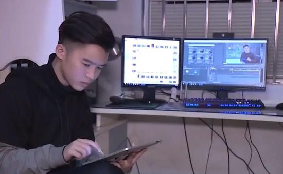 Ảo thuật gia 15 tuổi thời công nghệ số