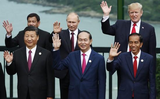 Các nước lớn sẽ tăng cường cọ xát, cạnh tranh trong năm 2018