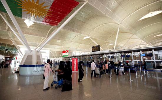 Ngành du lịch ở Sulaymaniyah (Iraq) bị ảnh hưởng nghiêm trọng do lệnh cấm bay