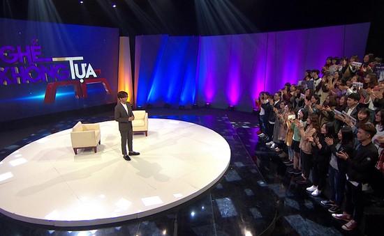 Ghế không tựa tăng tốc trên đường đua VTV Awards 2019