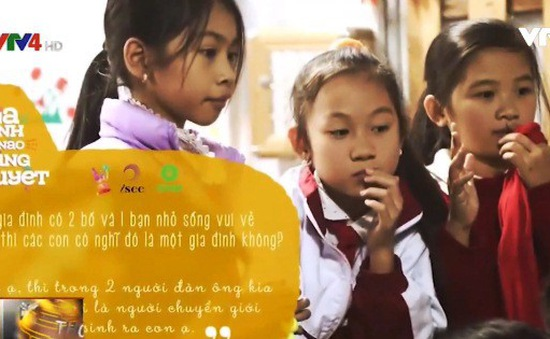 """""""Nghìn lẻ chuyện trẻ con"""" - Những câu chuyện về gia đình Việt"""