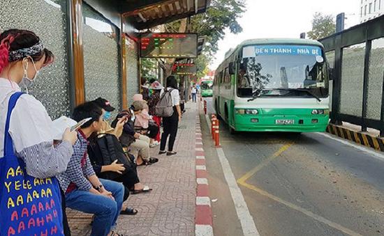 TP.HCM không làm làn đường riêng cho xe bus nhanh